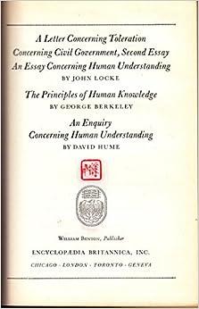essay concerning human understanding book ii summary
