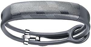 【日本正規代理店品】Jawbone UP2 Rope ワイヤレス活動量計リストバンド 睡眠計 運動管理 食事管理 ガンメタルヘックス JL03-6363CFI-JP