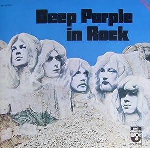 Deep Purple in Rock (Vinyl LP)