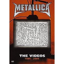 The Videos - 1989-2004