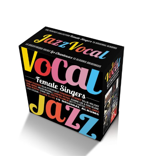 Perfect Vocal Jazz Collection Fema by Perfect Vocal Jazz Collection/Fema