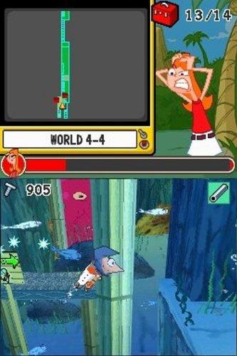 Phineas and Ferb: Ride Again  galerija