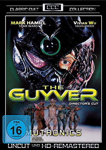 The Guyver - Classic Cult Collection