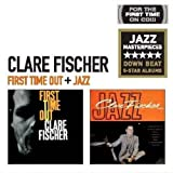 First Time Out + Jazz - Clare Fischer [2 LPs on 1 CD]