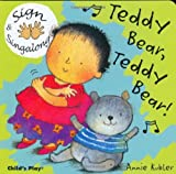 Sign and Sing Along: Teddy Bear, Teddy Bear!
