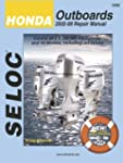 Honda Outboards 2002-08 Repair Manual...
