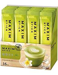 日亚:新低价:AGF MAXIM 宇治抹茶拿铁 16条 696日元