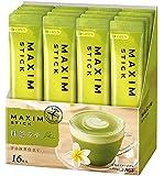 AGF Maxim stick menu Matcha latte 16