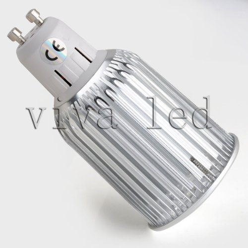 New Product, 3X4W 12W Gu10 Mr16 Gu5.3 Led Bulbs, Light Lamp, 50W 60W Equivalent, Perfect Long Size, Warm White, Cool White,Recessed Lighting, Track Lighting, 12V 110V 120V (Gu10 Cool White 110V)