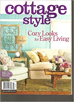 Cottage Style Magazine Spring Summer 2012 Various