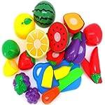 Oyedens Kids Fruit Play Toys Kitchen...