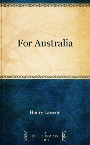 For Australia PDF