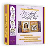 MemoryStor 12x12 Scrapbook Page Refill Kit
