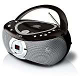 517x1m6OAnL. SL160  Top 10 Portable CD Players for April 5th 2012   Featuring : #10: Coby Personal CD Player with Stereo Headphones CXCD109BLK , Black