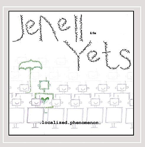 Jenell & the Yets - Localized Phenomenon
