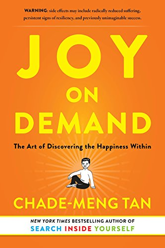 Buchcover: Joy on Demand: 100 Minutes to Happiness