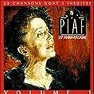 Edith Piaf /Vol.1