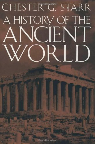 A History of the Ancient World (Ancient World History Textbook compare prices)