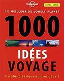 echange, troc Collectif - 1000 IDEES DE VOYAGES 3ED