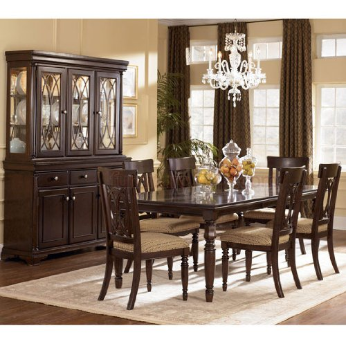 Inexpensive Dining Room Sets: Dining Room Sets: Leighton Dining Room Set By Ashley Furniture