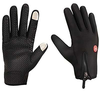 YYGIFT® Touch Screen Gloves Outdoor Sports Winter Gloves Wind-stopper Warm Gloves for Men Women