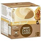 """Nescaf� Dolce Gusto Caf� Au Lait, 3-er Pack (48 Kapseln)von """"Dolce Gusto"""""""