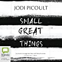 Small Great Things: A Novel Audiobook by Jodi Picoult Narrated by Audra McDonald, Ari Fliakos, Cassandra Campbell
