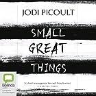 Small Great Things: A Novel Audiobook by Jodi Picoult Narrated by Audra McDonald, Ari Fliakos, Cassandra Campbell