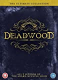 Deadwood Ultimate Collection Seasons 1-3