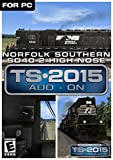 Norfolk Southern SD40-2 High Nose Loco Add-On [Download]