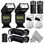Professional Flash Kit for CANON Rebe...