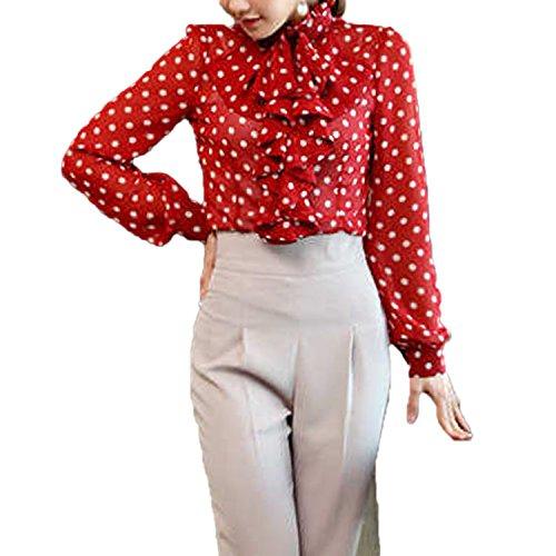 nonbrand-camisas-lunares-con-botones-para-mujer-rojo-rosso-medium
