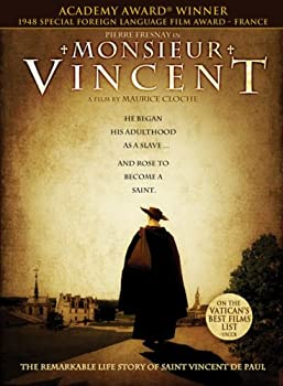 "Cover of ""Monsieur Vincent"""