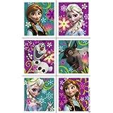 Frozen Stickers (4 sheets)