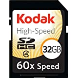 32gb Kodak Sdhc High-Speed Memory Cardby Kodak