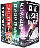 Clive Cussler Clive Cussler Collection 4 Books Set Pack RRP: £ 31.96 (Blue Gold, Flood Tide, Shock Wave, Serpent) (Clive Cussler Collection)