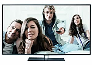 Samsung UE55D6500VSXZG 138 cm (55 Zoll) 3D-LED-Backlight-Fernseher  (Full HD, HD-ready bei 3D 400Hz CMR, DVB-T/C/S2, CI+, HbbTV) schwarz