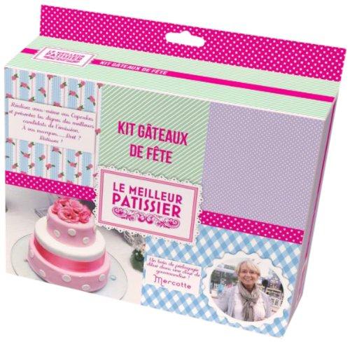 Le Meilleur Pâtissier 95314 MP Kit Gâteaux Roulés Silicone