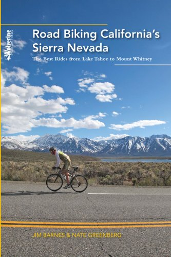 Road Biking California's Sierra Nevada