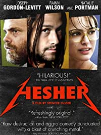 Amazon Com Hesher Joseph Gordon Levitt Rainn Wilson