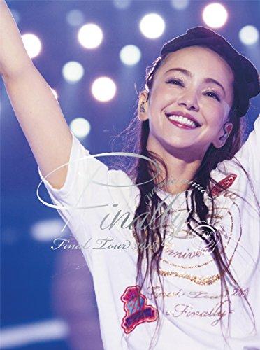 安室奈美恵5大ドームツアー収録のDVD&Blue-ray、予約開始1週間で50万枚突破
