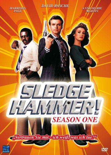 Sledge Hammer! - Season One [3 DVDs]