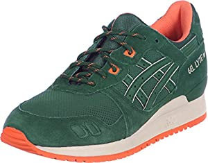 Asics Tiger Gel Lyte III Schuhe 9,0 green/green