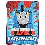 Thomas The Tank Engine Blanket - Railway Series Steam Engine Charater Throw