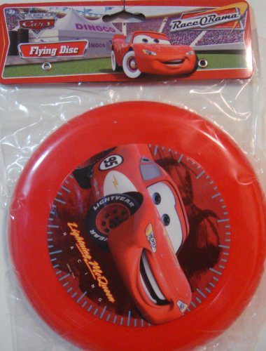 DISNEY CARS- FLYING DISC by Disney