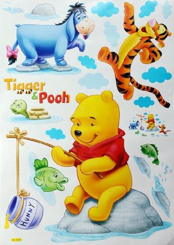 Kinderzimmer wandtattoo oktober 2012 for Winnie pooh kinderzimmer