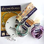 Kumihimo Starter Kit, Learn how to ma...