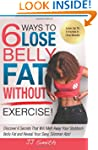 6 Ways to Lose Belly Fat Without Exer...