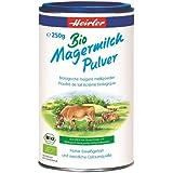 Heirler Bio Magermilchpulver, bio (1 x 250 gr)