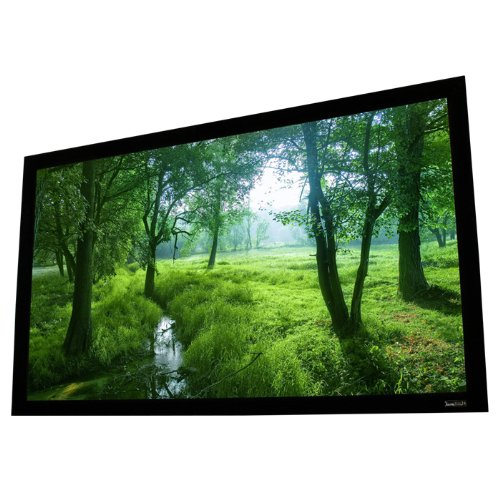 Elunevision Ev-F-135-1.2 Elara 135-Inch 16x9 Fixed Projector Screen (White)